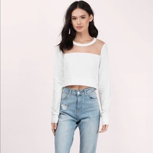 🆕 Cropped Sweater